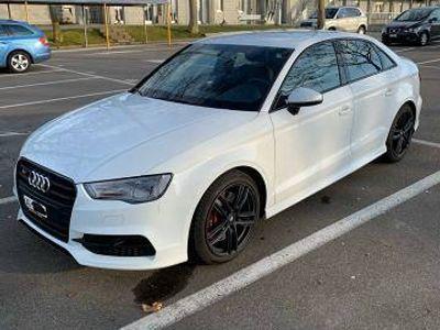 gebraucht Audi S3 Sedan 2.0 TFSI quattro S-tronic