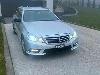 gebraucht Mercedes E350 E-Klasse Mercedes3.0d 4matic