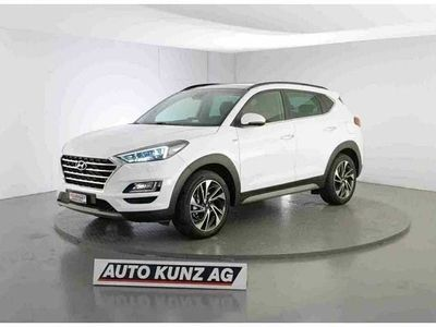 gebraucht Hyundai Tucson 1.6 TGDI Diamond Edition Plus 4WD Aut. 2020