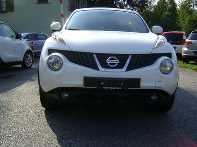 gebraucht Nissan Juke 1.6 acenta