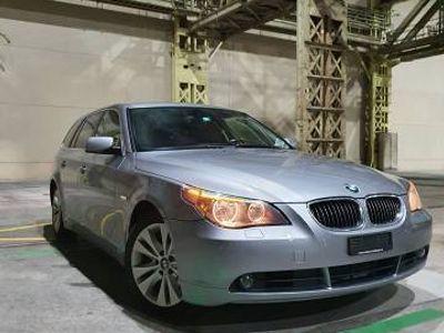 gebraucht BMW 525 d mfk 01.2020