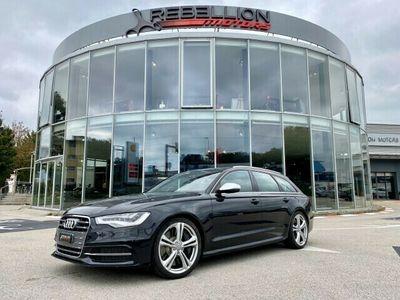 gebraucht Audi S6 Avant 4.0 TFSI V8 quattro S-tronic
