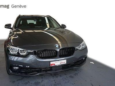 gebraucht BMW 320 d xDrive Touring Sport Line Steptronic