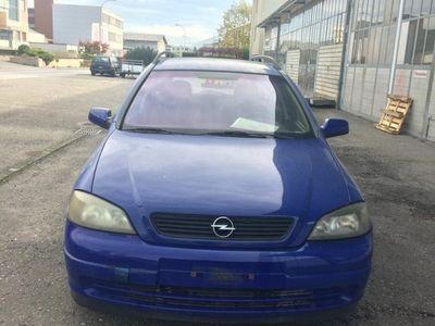 gebraucht Opel Astra Caravan 1.6i 16V Club