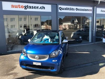 gebraucht Smart ForTwo Coupé proxy