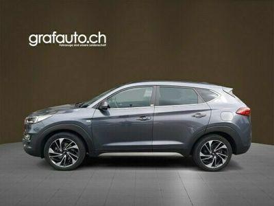 gebraucht Hyundai Tucson 2.0 CRDI Vertex4WD