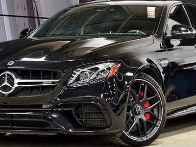 gebraucht Mercedes E63 AMG E-KlasseS 4matic+