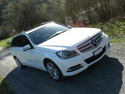gebraucht Mercedes C250 C-Klasse C 250 CDI 4m Kombi C-KlasseCDI 4m Kombi