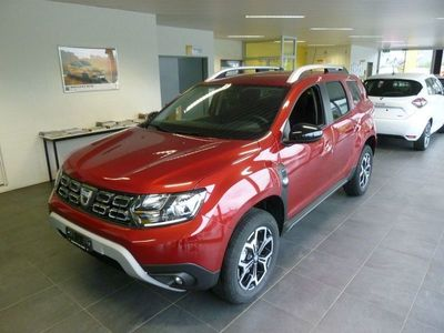 gebraucht Dacia Duster 1.3 TCe Celebration 4WD