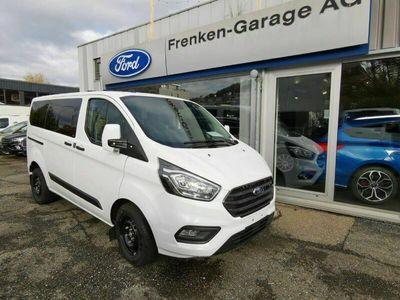 gebraucht Ford Custom Transit320 L1 2.0 TDCi 130 Trend