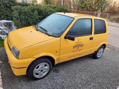 gebraucht Fiat Cinquecento Cinquecento TOP ZUSTANDSPORTING