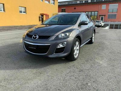 gebraucht Mazda CX-7 2.2 16V CD Exclusive (SUV / Geländewagen