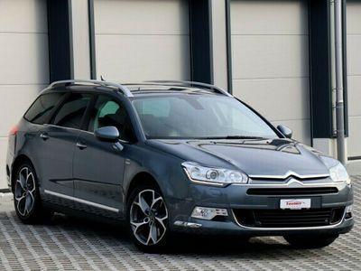 gebraucht Citroën C5 Tourer 3.0 HDi V6 Exclusive Automatic