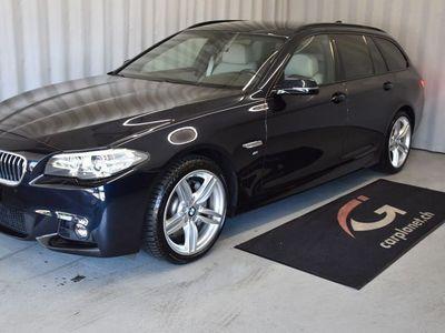 gebraucht BMW 528 5er Reihe Touring i xDrive