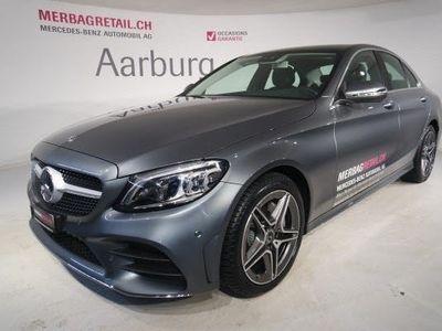 gebraucht Mercedes C200 SwissStar 4M AMG L.