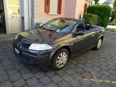 gebraucht Renault Mégane Cabriolet  1.6 16V Dynamique Confort