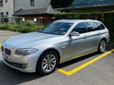 gebraucht BMW 525 5er td xdrive