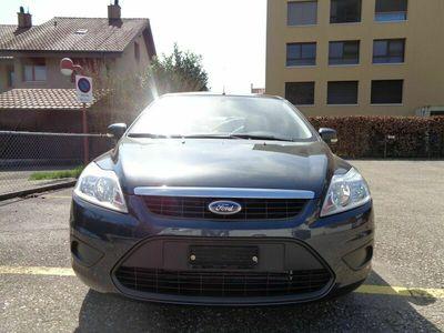 gebraucht Ford Focus 1.6 TDCi Ambiente