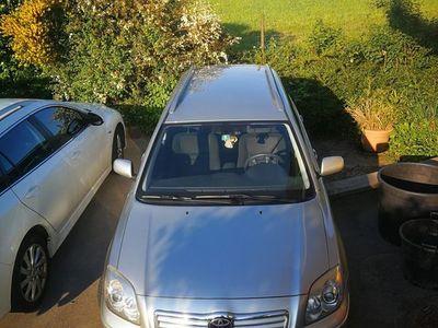 gebraucht Toyota Avensis Verso Avensis, Linea Sol Kombi