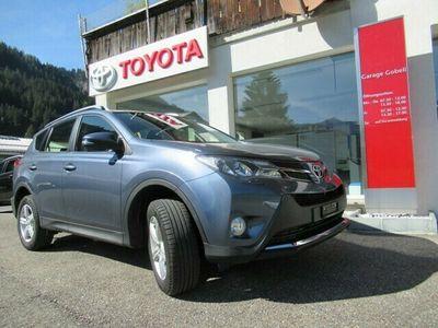 gebraucht Toyota RAV4 2.2D-4D Sol