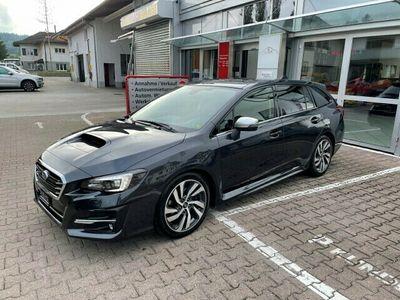 gebraucht Subaru Levorg 1.6DIT Luxury AWD Lineartronic