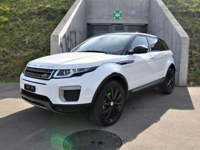 gebraucht Land Rover Range Rover evoque 2.0 TD4 HSE Dynamic AT9