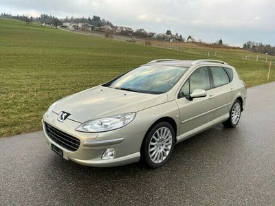 gebraucht Peugeot 407 SW 2.7 HDI SV Executive Automatic