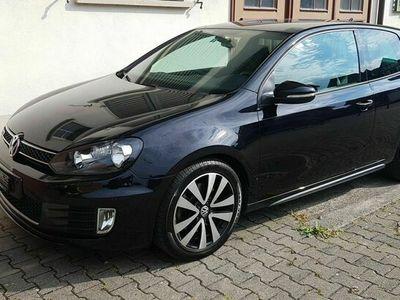 gebraucht VW Golf VI GTD