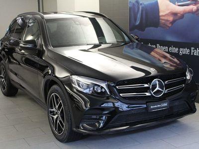 gebraucht Mercedes GLC350 GLC-Klassed AMG Line 4Matic 9G-Tronic