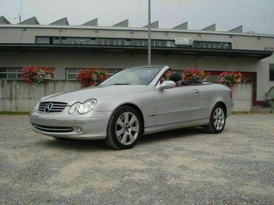 gebraucht Mercedes CLK500 Elégance 7G-Tronic