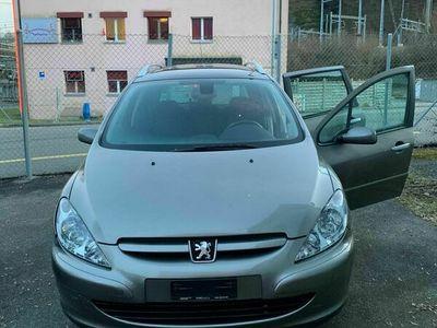 gebraucht Peugeot 307 307 Break 2.0 iBreak 2.0 i