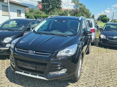 gebraucht Ford Kuga 2.0 DIESEL 4X4 2016 173000KM FRISCH SERVICE