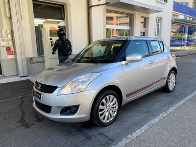 gebraucht Suzuki Swift 1.2i 16V GL Sergio Cellano 4x4