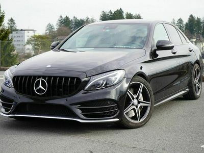 gebraucht Mercedes C450 AMG C-Klasse
