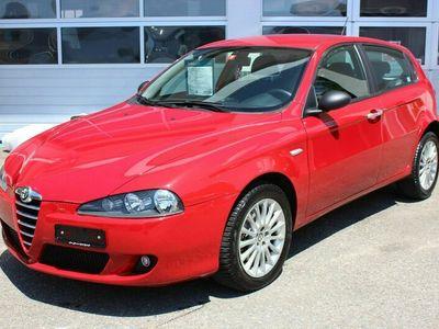 gebraucht Alfa Romeo 147 147 1.6 TS 16V Progression1.6 TS 16V Progression