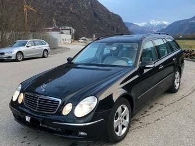 gebraucht Mercedes E350 E-Klasse Mercedes4x4