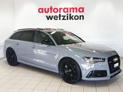 gebraucht Audi RS6 Avant 4.0 TFSI V8 performance quatt