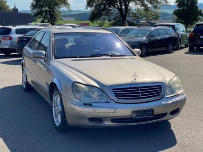 gebraucht Mercedes S500L S-Klasse