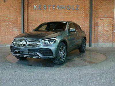 gebraucht Mercedes E300 GLC-Klasse GLC Coupé d AMGLine 4M