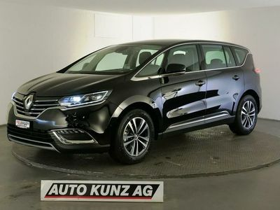 gebraucht Renault Espace 2.0 dCi I7-Plätzer Aut Intense Top