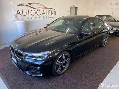gebraucht BMW 730 xDrive Steptronic * M-Sportpaket * Shad...