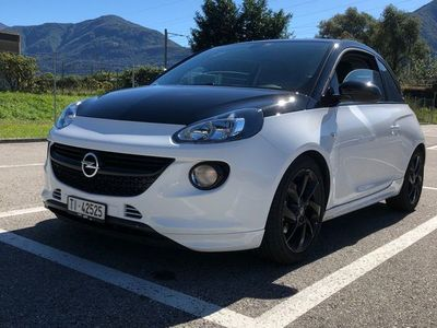 gebraucht Opel Adam Black-Jack