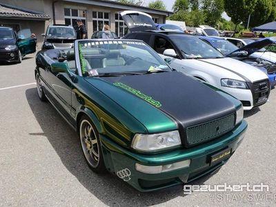gebraucht Audi 80 Cabrio Elegance 2.8 ab MFK