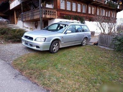 gebraucht Subaru Legacy 2.o 4WD