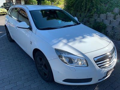 gebraucht Opel Insignia Sports Tourer 2.0 CDTI Edition Automatic