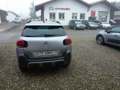 gebraucht Citroën C3 Aircross 1.5 BlueHD Feel EAT6