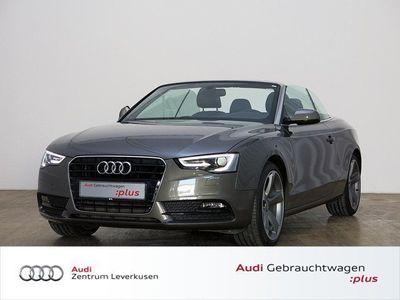 gebraucht Audi A5 Cabriolet 3.0 TDI MULTIT NAVI LEDER XENON SHZ