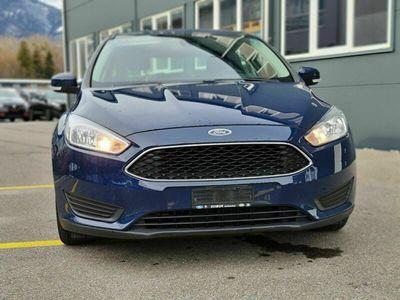 gebraucht Ford Focus 1.0 SCTi 99g Trend