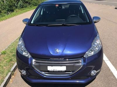 gebraucht Peugeot 208 1.6 THP Allure