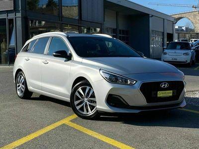 gebraucht Hyundai i30 Wagon 1.0 T-GDi